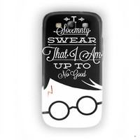 I Solemnly Swear Harry Potters For Samsung Galaxy S3 Case