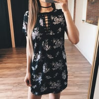 Leona Floral Lace Dress | ootdfash