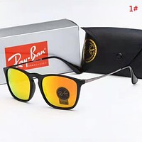 Ran Ban Fashion New Polarized Women Men Sunscreen Glasses Eyeglasses 1#