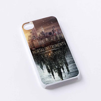 Mortal Instruments iPhone 4/4S, 5/5S, 5C,6,6plus,and Samsung s3,s4,s5,s6