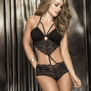 Gorgeous Lace Teddy