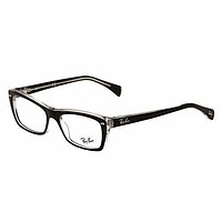Tagre™ Ray-Ban Glasses Ray Ban Eyeglasses frame RX 5255 RX5255 2034 Acetate Black