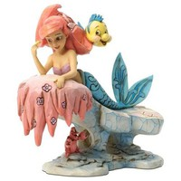 Disney Dreaming Under The Sea Figurine