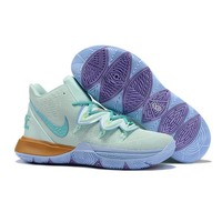 SpongeBob SquarePants x Nike Kyrie 5 Squidward Men Sneaker - Best Deal Online