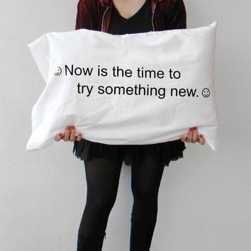 Giant Fortune Cookie Pillowcase