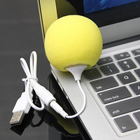 3.5mm Fashion Creative Mini Music Balloon Speaker Cute Music Ball for MP3 MP4 CellPhone PC Tablet