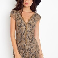 Louisa Lace Romper in  Clothes Bottoms Rompers + Jumpsuits at Nasty Gal