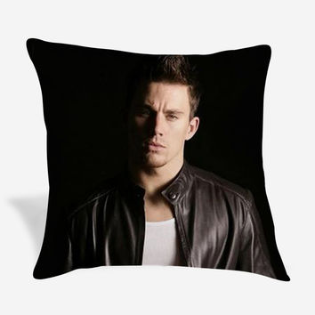 Channing Tatum Pillow Cover