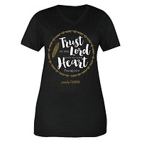 Simply Faithful By Simply Southern Trust In The Lord T-Shirt