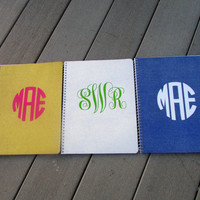 Monogram Decal for Car, Notebook, Laptop, Water Bottle, Anything!