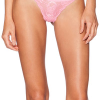 Cosabella Never Say Never Skimpie G-String in Pink