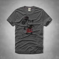 Vintage Mickey Mouse Graphic Tee