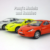 5 inch Toyota Celica 1/34 Scale Diecast Model by Kinsmart