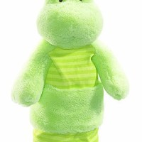 Gund Baby Pullstring Musical Toy, Frogers