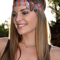 Way out West Headband