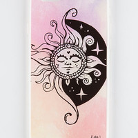 Celestial Moon Iphone 6 Case Multi One Size For Women 26596595701