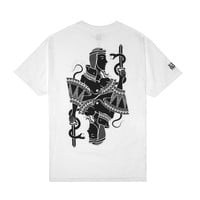 HUF | HUF X BLACK SCALE QUEEN TEE