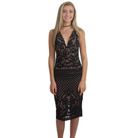 Tailgate Pencil Dress by Ministry of Style