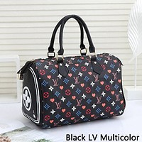 LV Louis Vuitton Monogram Women's Handbag Shoulder Bag