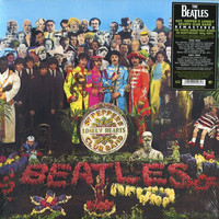 Beatles - Sgt. Peppers Lonely Hearts Club Band (LP)