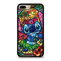 LILO & STITCH STAINED GLASS iPhone 7 Plus Case