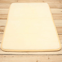40X60cm Mirco Suede Soft Bathroom Carpet Kitchen Bedroom Door Mat