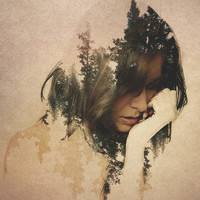 Lost In Thought Art Print by Davies Babies