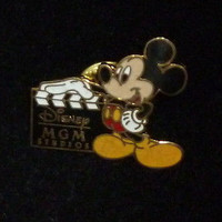 Mickey Mouse Disney MGM Studios Pin