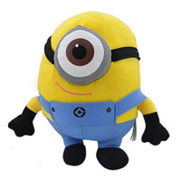 Despicable Me™ One-Eyed Minion Stuffed Teddy