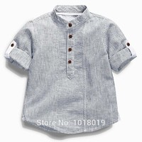 New 2017 Brand Summer 100% Cotton Baby Boys Clothing Toddler Children Kids Clothes Tees T-Shirt Short Sleeve t Shirt Boys Blouse