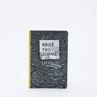 Wreck This Everywhere Journal - Urban Outfitters
