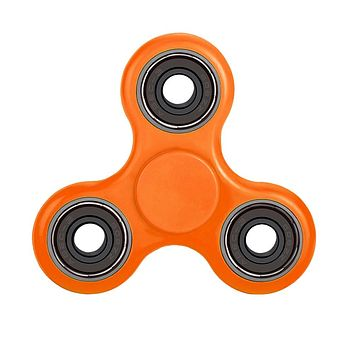 WorryFree Stress Relieving Fidget Spinner - Orange