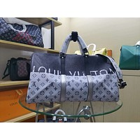 lv louis vuitton shoulder bag lightwight backpack womens mens bag travel bags suitcase getaway travel luggage 40