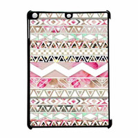 Girly Floral Tribal Andes Aztec iPad Air Case
