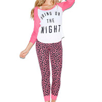 NEW! Sleep Legging