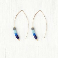 Free People Beaded Ombre Earring
