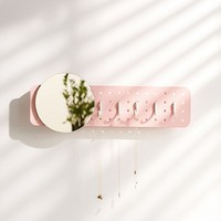 Mirrored Pegboard Wall Hook | Urban Outfitters