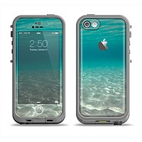 The Under The Sea Scenery Apple iPhone 5c LifeProof Fre Case Skin Set