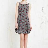 Cooperative Godet Apron Frock at Urban Outfitters