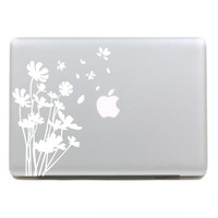 Free shipping -macbook decals macbook sticker macbook cover mac Pro sticker laptop decal mac decals sticker Avery /apple mac decal (BW026)