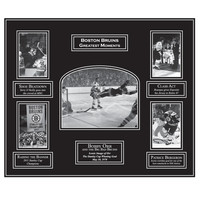 NHL Boston Bruins Greatest Moments in Team History  Unsigned
