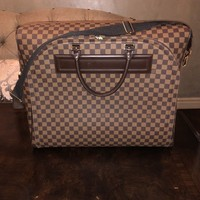 Louis Vuitton Ebene Damier Nolita NM Suitcase