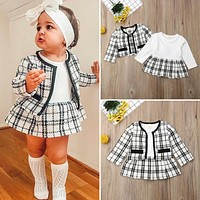 Party Kids Clothes For Baby Girl