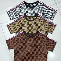 Fendi Women Short Sleeve-6