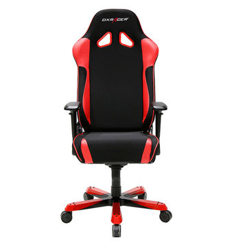 DXRacer SJ11NR Big and Tall Ergonomic Executive Chair Gaming Office Chair-Red