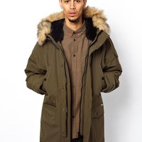 Carhartt Parka Coat Anchorage With Hood