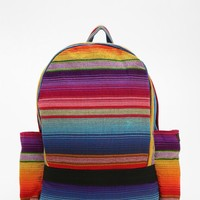 Hiptipico Remolacha Stripe Backpack - Urban Outfitters