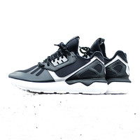 Adidas Originals Tubular Runner - Black/Black/White - Sneaker Politics