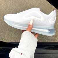 Nike Air Max 720 air cushion men and women sports running shoes