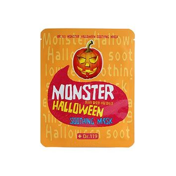 Dr.119 Monster Halloween Soothing Mask [EXP 10.09.2019]
